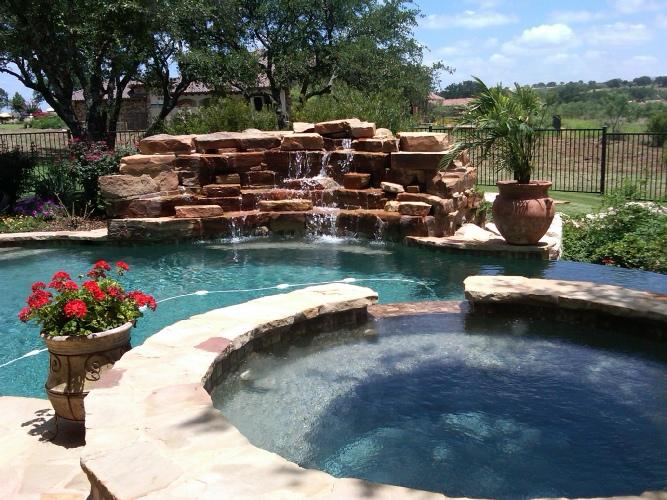 Inground Swimming Pool Design And Builder Aqua Haven