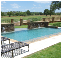 Swimming Pool Contractors Round Rock